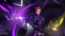 New Overwatch Hero Moira