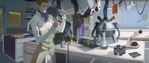 The Geneticist