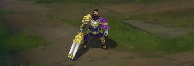 Victorious Graves in-game model