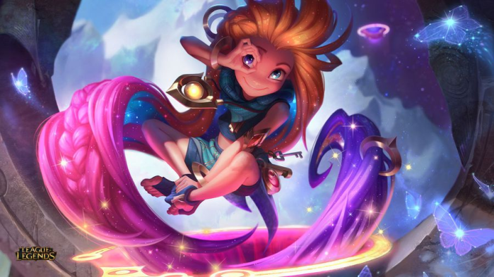 Zoe - The Aspect of Twilight