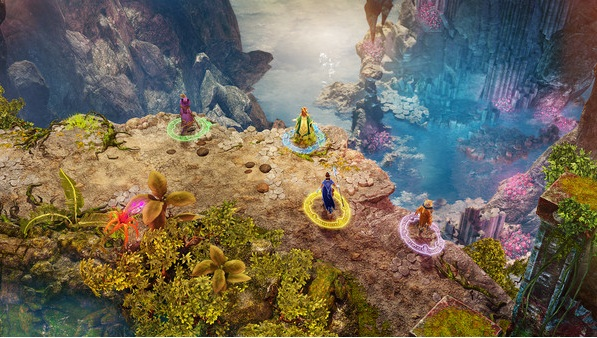 Nine Parchments - Gameplay