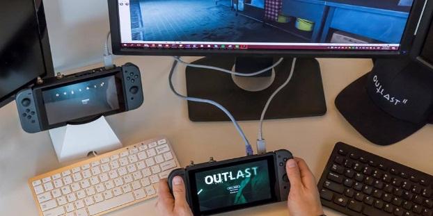 Outlast Facebook Update