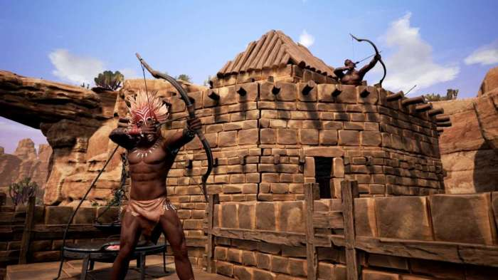 Conan Exiles (Early Access) Review – Funcom's Fantasy Diamond in the