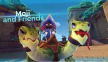 Moji and Friends