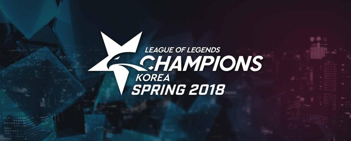 league of legends lck