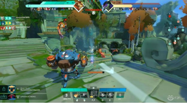 Gigantic In-Game