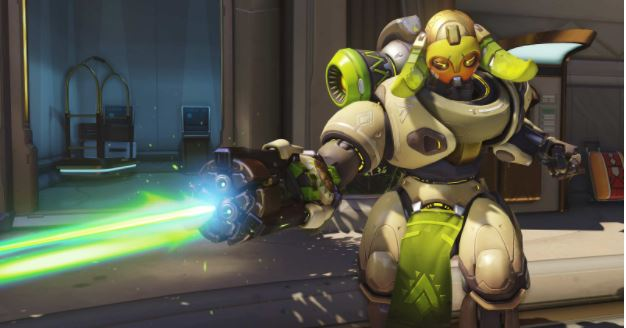 Orisa is an anchor tank
