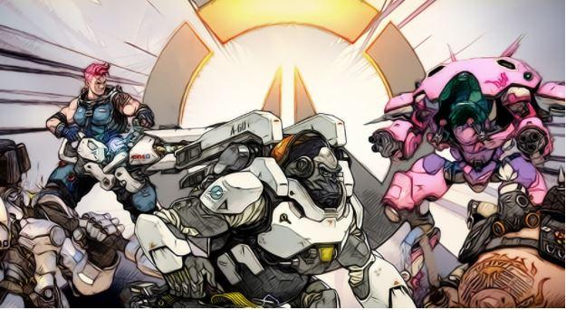Overwatch Top 5 Tank Heroes