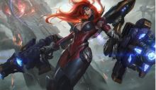 Gun Goddess Miss Fortune