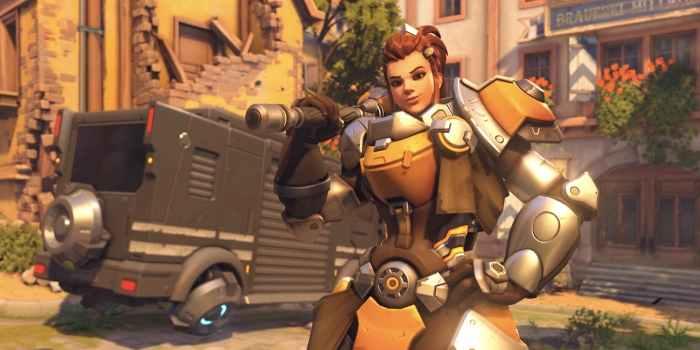 overwatch s newest hero brigitte cyberpowerpc