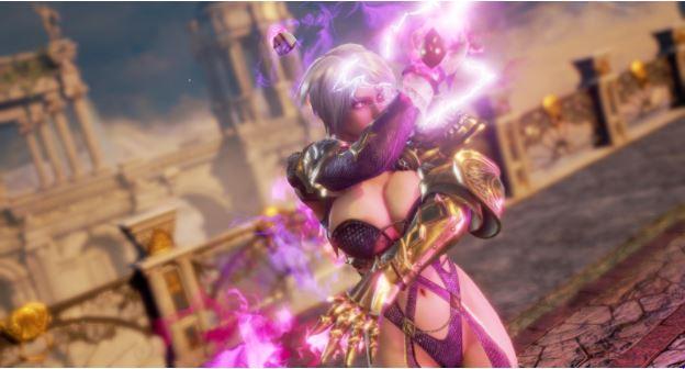 Soul Calibur VI Ivy