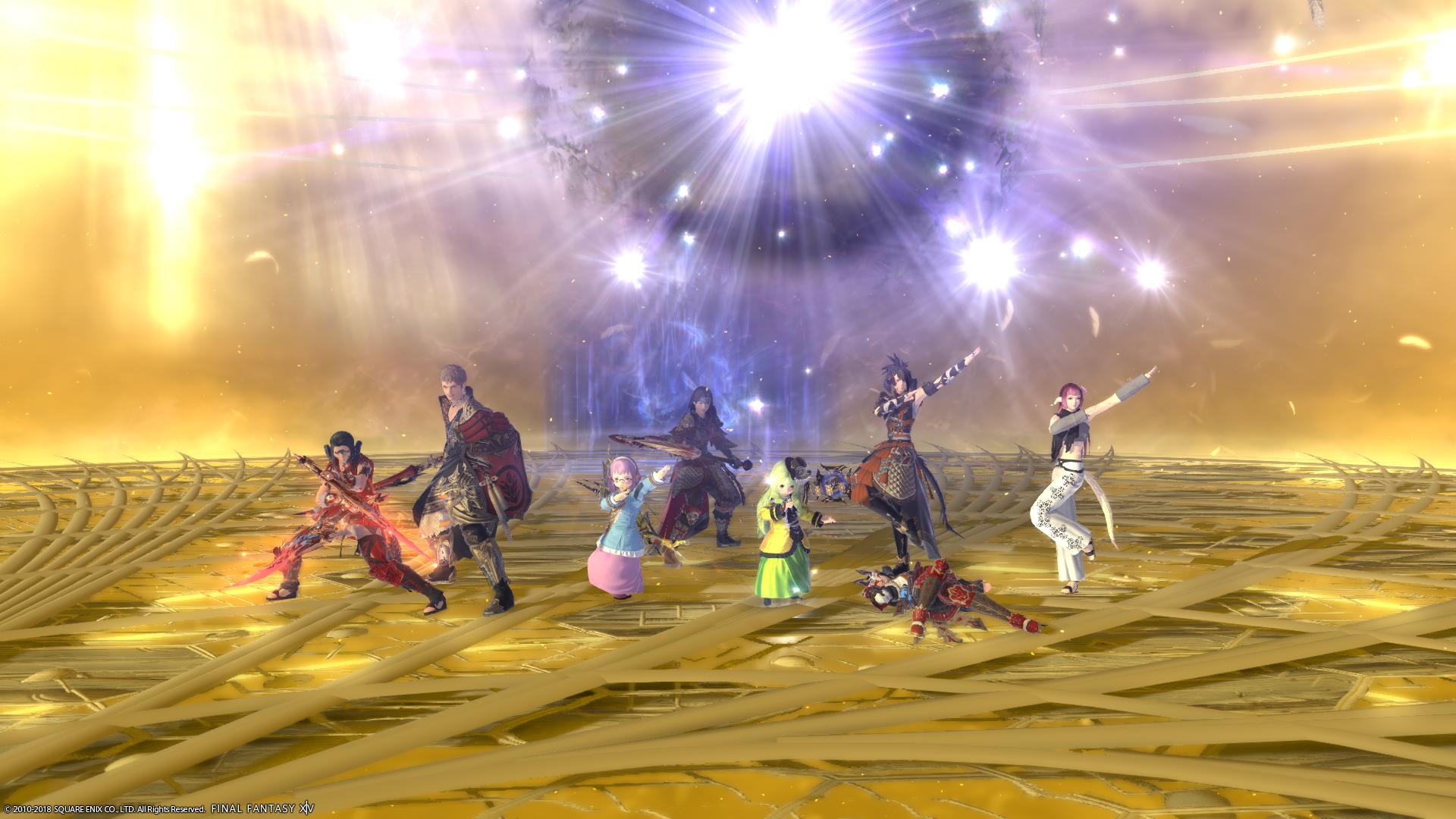 Final Fantasy XIV: Sigmascape Savage Review | CYBERPOWERPC
