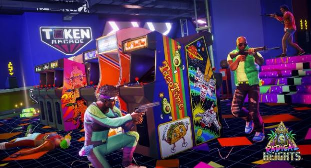 LawBreakers Gameplay