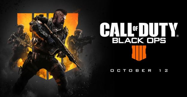 Black Ops 4 Played in Gaming PC
