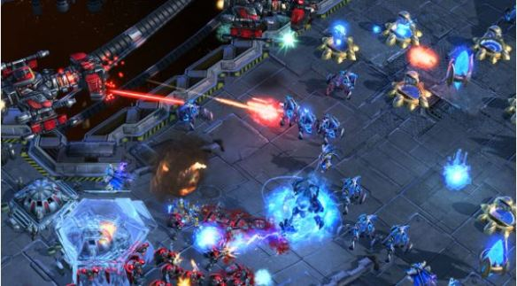 Blizzard Finally Adds Community Map Store on StarCraft 2