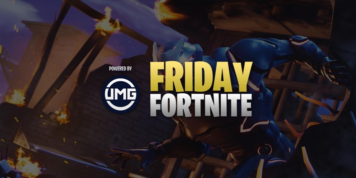 Fortnite Friday: Week 8 Preview | CYBERPOWERPC