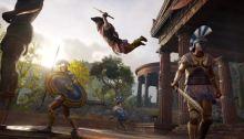 Odyssey Gameplay Look