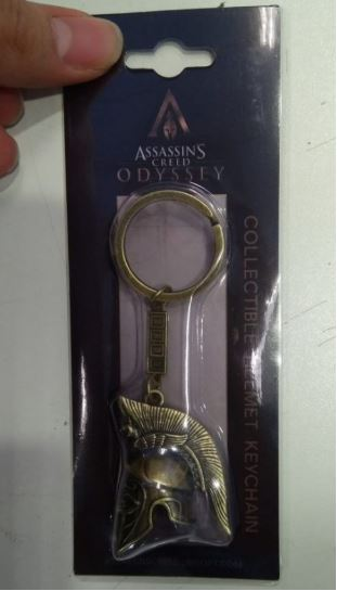 Odyssey Keychain
