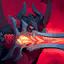 Gaming Laptop's Screenshot of Aatrox Passive Skill, Deathbringer Stance