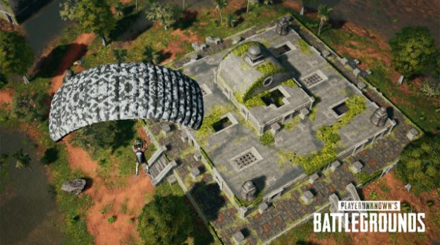 PUBG Sanhok's View In a Gaming PC