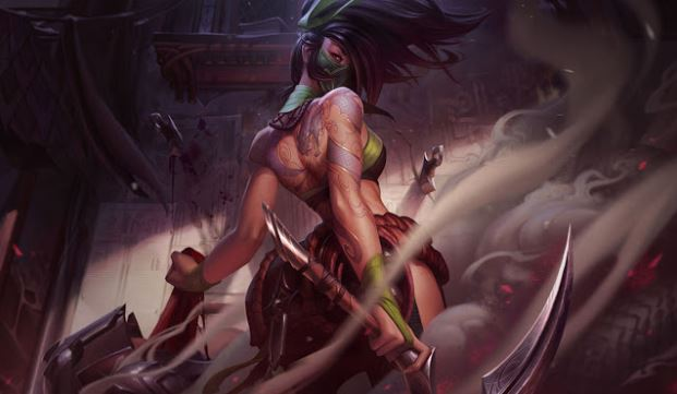 Akali Champion Update in Your Gaming PC