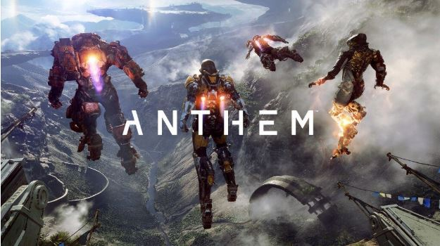 Bioware Confirms Anthem Players
