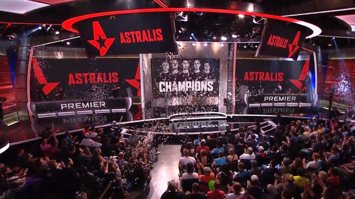 Astralis Wins ELEAGUE