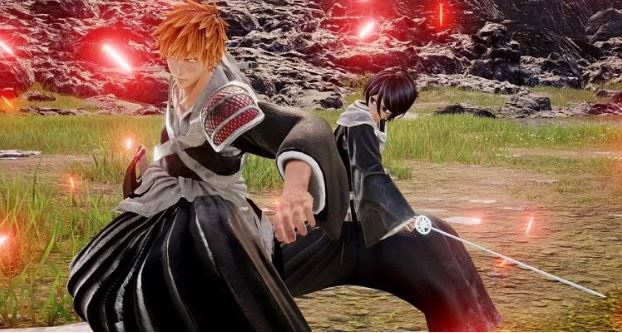 Bleach - Jump Force As Seen in  Gaming PC