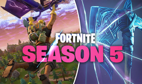 Fortnite Season 5 Rifts Golf Carts Artifacts And More