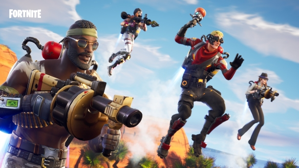 Fortnite Removes the Infinity Blade in the Game   CYBERPOWERPC