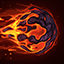 1st Ability - Pyroclast