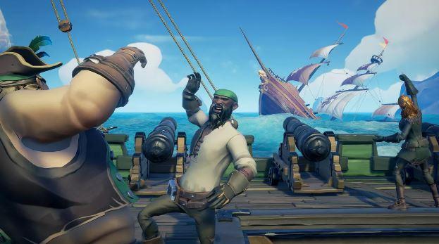 Cursed Sails Update