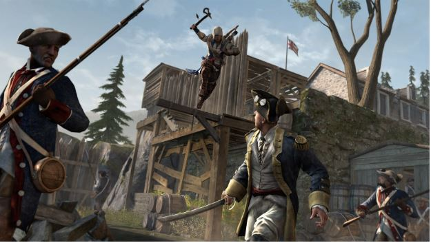 Ubisoft Announces Assassin's Creed III Remastered ...