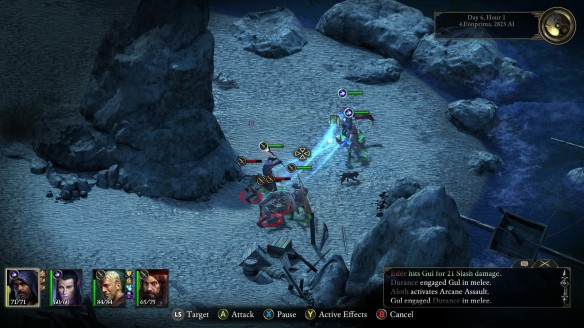 Pillars of Eternity Retro Review – Obsidian's Love Letter to