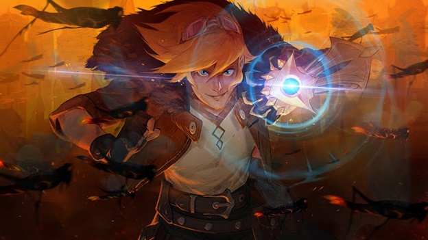 Ezreal Champion Update