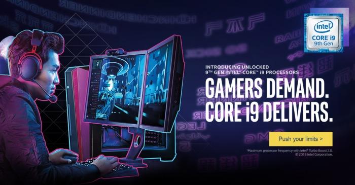 9th Generation Intel Core