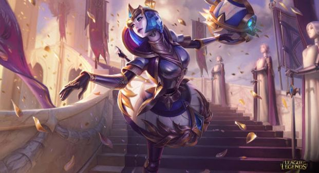 Victorious Orianna, This Season's Reward
