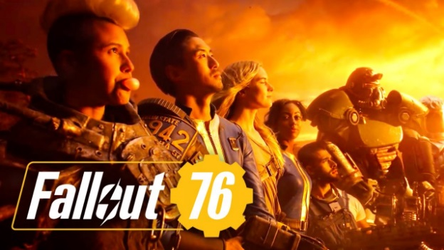 Fallout 76 Live-Action Trailer Play in Gaming P C.