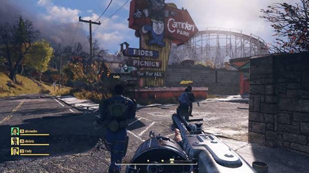 Fallout 76 New Update