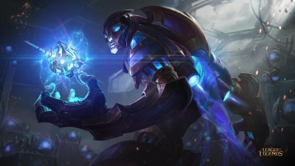 New League of Legends Skins: Championship Kha'Zix and