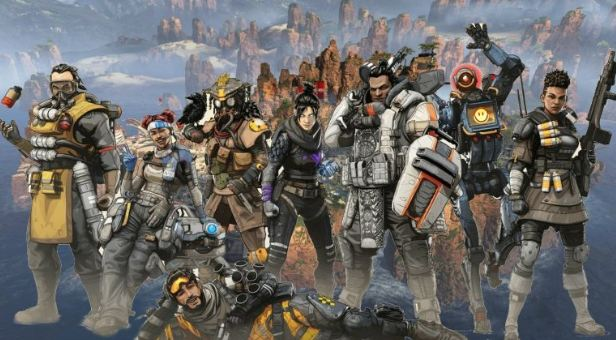 Apex Legends Pre-Season Patch