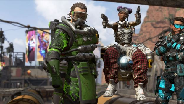 Apex Legends, One of The Best Gaming PCs Game Releases this February.