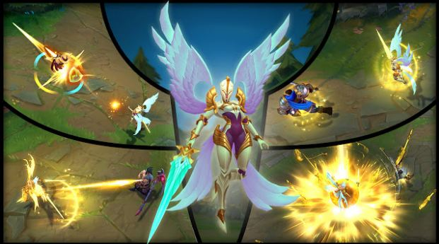 Kayle Champion Update in Gaming Computers