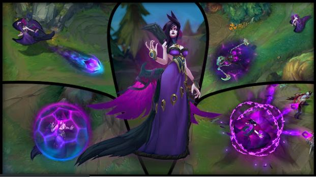 Morgana Champion Update