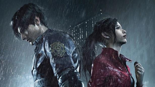 The remake of Resident Evil 2