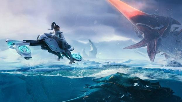 Unknown Worlds Released Subnautica: Below Zero | CYBERPOWERPC