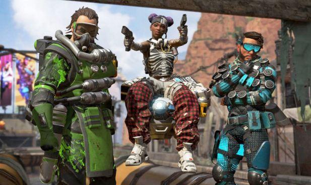 Apex Legends Weapon Ballance Update