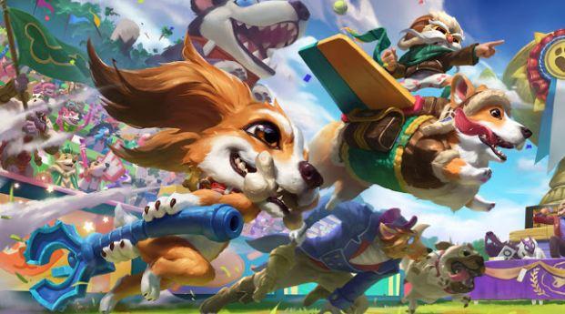 League of Legends April Fool Skins 2019 | CYBERPOWERPC