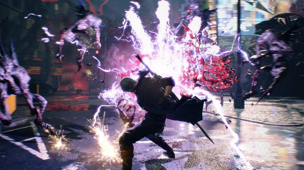 Devil May Cry 5 in Gaming PC