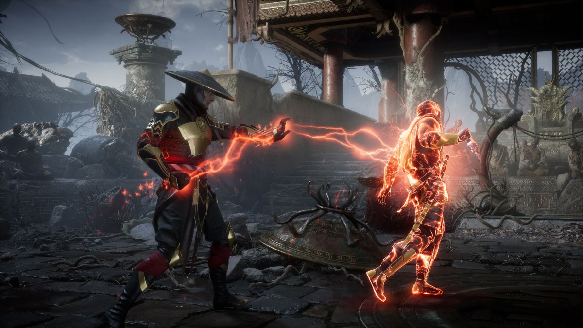 Mortal Kombat 11, One of The Best Gaming PC Games Releases This Month.